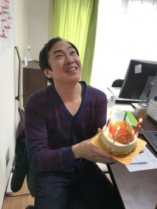 貴くん誕生日